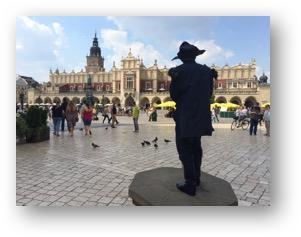Kraków, Poland.