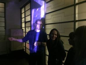 Paul Abbott talks about his collaboration with Mariusz Maślanka.