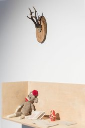 Marcin Czarnopyś, Kelise Franclemont. 'Motherland (a diary)' (detail), 2017, archival installation of found objects, in 'Connect: Katowice and London' at Rondo Sztuki Gallery, Katowice, Poland. Image courtesy Rondo Gallery and Connect: Art Projects. Photo credit Michał Jędrzejowski.